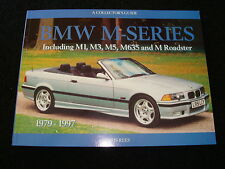 BMW SERIE M M1, M3, M5, M635, M ROADSTER 1979 a 1997 Chris Rees 2002 P/B Nuovo
