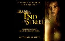 house at the end of the street dvd***SEXY JENNIFER LAWRENCE, IN PERIL THRILLER!!