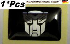 1*Pcs Auto Styling Epoxy Sticker Abzeichen Aufkleber Tuning >Universal >1A-Qualy