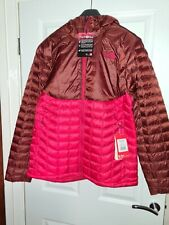 The North Face Mens RD/SEQUOIA RED Thermoball Jacket Size XL UK BNWT RRP £170