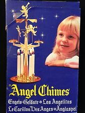 Angel Chimes Optimus International Swedish Candle NEW (Open Box)