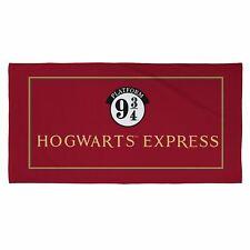 Harry Potter Velour Feel Hogwarts Express Beach / Bath Towel - Kids