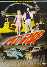 PIT STOP Brand New & Factory Sealed DVD Rare OOP Jack Hill Crash-O-Rama