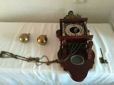 rare antique clock