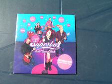 CD SINGLE CARDSLEEVE SUPERBUS TCHI CUM BAH édition limitée 3 titres + 1 clip