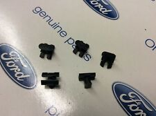 Ford Fiesta MK1 New Genuine Ford body moulding clips