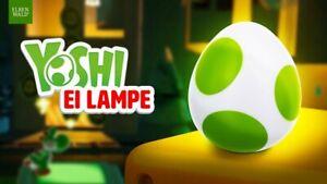 Super Mario Mini Lampe Yoshi V2 USB