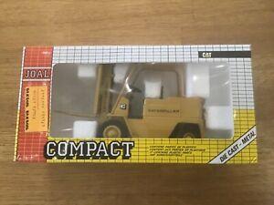 Joal Caterpillar Compact Die Cast No 215 Fork Lift Truck