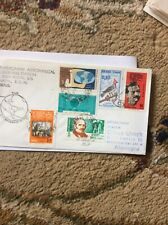 A1c 11 X World F D C First Day Covers Stamps  Apollo Shuttle  Space Related L4