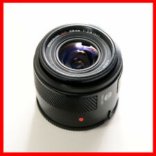 Canada fast shipping, Minolta AF 28MM F2.8 lens for Sony A mount DSLR