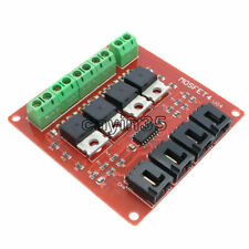 Four Channel 4 Route MOSFET Button IRF540 V2.0+ MOSFET Switch Module Arduino L