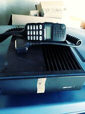 Harris MA/COM M7100IP Mobile 110 watt VHF 136-174 With LCD Mic Head