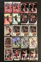 Kendrick Nunn 20 Rookie Card Lot Mosaic Debut RC NBA Threads RC Miami Heat