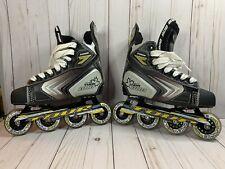 Tour Thor 808 Code Inline Roller Hockey Skates Junior Size 2, Tri Coil WH 68mmX4