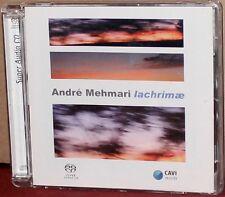 CAVI SACD 002: ANDRE MEHMARI - Lachrimae - 2004 GERMANY NM