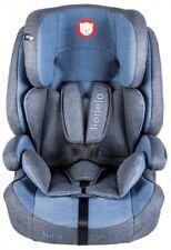 Auto Kindersitz Lionelo Nico Blau 9-36kg GRUPPE 1+2+3   AUTOSITZ
