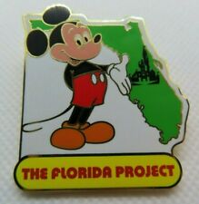 Disney Pin * WDW Florida Project Mickey Mouse  #84342