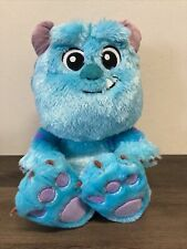 """Disney Parks Monsters Inc. Baby Sully PLUSH 14"""" Stuffed Animal Toy (B)"""