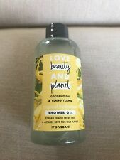 Love Beauty And Planet Coconut Oil & Ylang  Ylang Shower Gel 100ml NEW