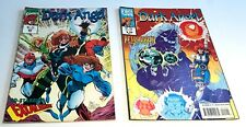 Lot of 2 Marvel Comics Dark Angel Comic Books #6 & 15