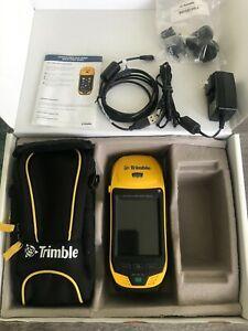 Trimble 6000 Series GeoXH GeoExplorer With Case & Charger- Excellent condition