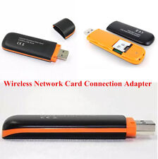 Car 3G Portable USB Wireless Modem Data Network Card Internet Connection Adapter
