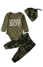 US baby boy clothing 3 piece items set 9-12 months bodysuit - New In Package