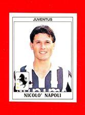 CALCIATORI Panini 1989-90 - Figurina-Sticker n. 188 - NAPOLI - JUVENTUS -New