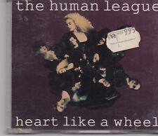 The Human League-HEart Like A Wheel cd maxi single