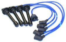 Honda Prelude H22 JDM New NGK Japan Blue OEM Spark Plug Wire Set HE65