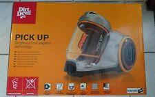Dirt Devil Pick Up DD2650 Bodenstaubsauger beutellos orange, OVP
