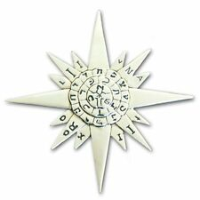 D.Gray-Man (TV) Cosplay Accessory Black Order Emblem Brooch
