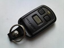 GENUINE HYUNDAI LANTRA ACCENT COUPE ETC (RF&LED TYPE) 3BUTN REMOTE ALARM KEY FOB