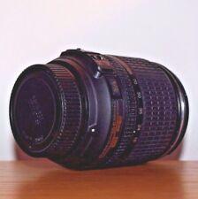 Nikon 18-105 mm AF-S DX f/3.5-5.6 lente VR G ED