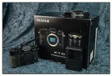 Fujifilm Fuji X-T10 Boîtier Nu en Parfait Etat Sauf Viseur