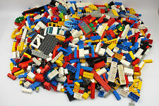 3.3kg Lot of Mixed Modern & Vintage Lego Bricks and Parts
