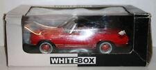 Voitures, camions et fourgons miniatures WhiteBox pour Mercedes