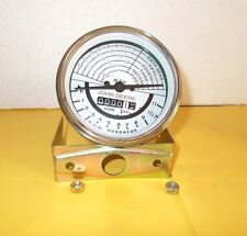 White Face Anti Clock wise Tachometer for John Deere 50 - 60 Tractor 6 speed