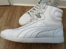 PUMA Damen PUMA First Round Sneaker aus Leder günstig