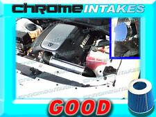 BLACK BLUE 05 06 07-15 CHARGER/MAGNUM/CHALLENGER/300 5.7/6.1 V8 COLD AIR INTAKE