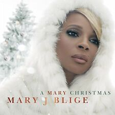 MARY J BLIGE - A MARY CHRISTMAS: CD ALBUM (2013)