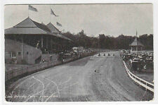 Horse Race Racing Track Lima Ohio 1910c postcard