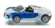 NEW Siku Bugatti Veyron Grand Sport Die Cast Toy Car 1353