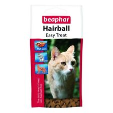 BEAPHAR CAT HAIRBALL EASY TREAT cat kittens long hair breeds 35g