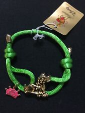 Disney Couture Silk Bambi Bracelet