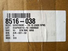 Woodward TG-13 2400 RPM Steam Turbine Governor A8516-038 - NEW - QUICK DISPATCH
