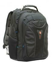 Swissgear Wenger Carbon Business Laptop Backpack School Travel Bag Carry On Blac