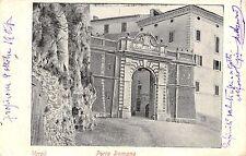 792) VEROLI (FROSINONE) PORTA ROMANA. VIAGGIATA.