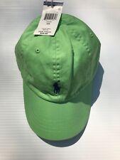 NEW Polo Ralph Lauren Baseball Cap Hat Small Pony Adjustable Strap Unisex