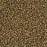 Toho Round 2.2mm Size 11/0 Matte Colour Dark Copper Seed Beads 8.2g (L36/5)